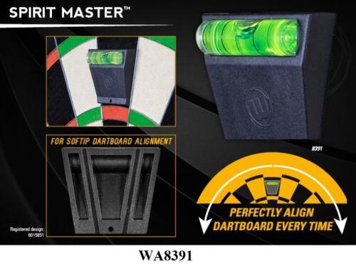 Winmau Dart Board Spirit Master Level Leveling System Align Dartboard Accessory