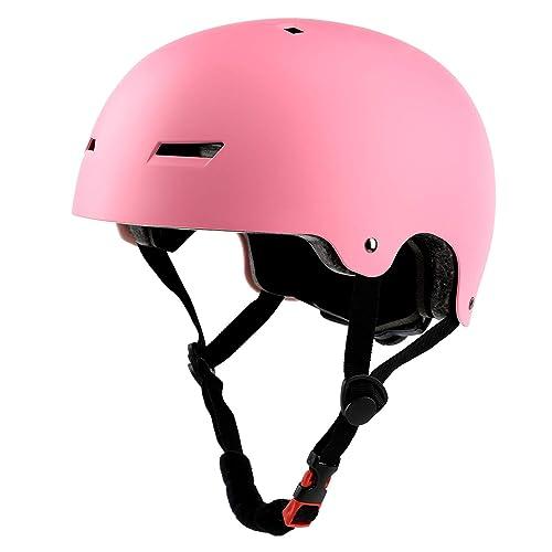 Kids Toddler Bike Safety Helmet Adjustable 6-12 Years Old Skating Scooter