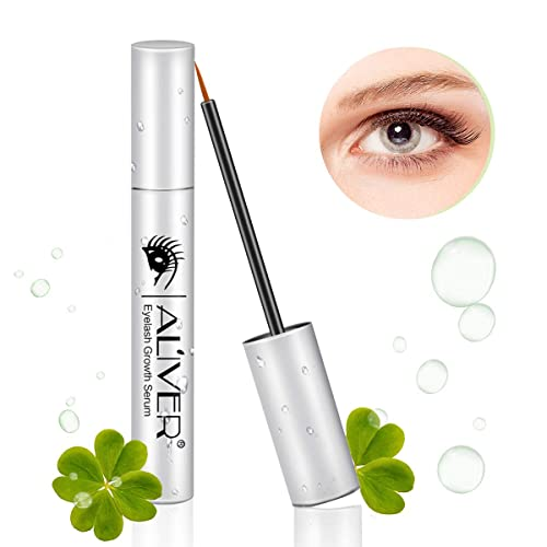 02ae664a19c Buy Eyelash Growth Serum, Natural Eyebrow Enhancer, Brow & Lash Enhancing  Formula for Longer, Thicker Eyelashes and Eyebrows 5ML with Ubuy Turkey.