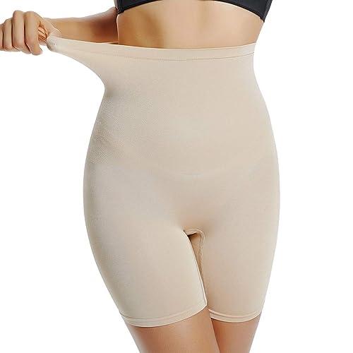 Women Body Shaper Underwear Tummy High Waist Shapewear Panty Shaping Shorts Slim