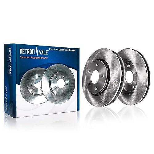 Front Premium OE Brake Rotors & Ceramic Pads For BMW 323i 325Ci ...