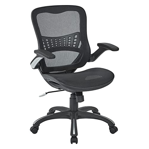 E Seating Professional Airgrid Dark