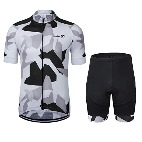Details about  /Mens Cycling Kits Sleeveless Vest/&Shorts Set Breathable Jersey Bicycle Clothing