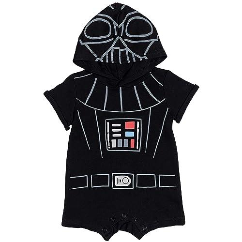 NEW Star Wars ~ DARTH VADER Storm Troopers HALLOWEEN ~ SHIRT Boy L 10 12 Costume