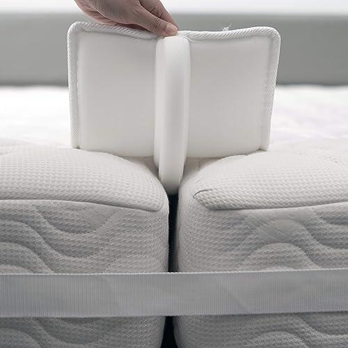 Bed Bridge Twin Converter To King Converter Mattress Gap Connectors Kit Strap UK