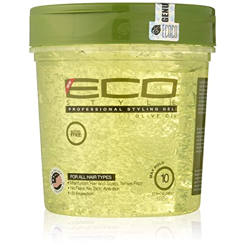 Eco Style Styling Gel Olive Oil 24 Ounce