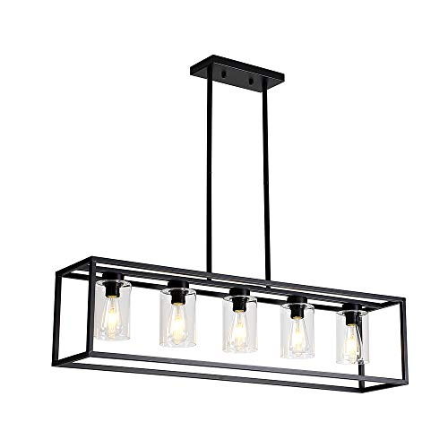 Xilicon Dining Room Lighting, Modern Dining Room Ceiling Light Fixtures