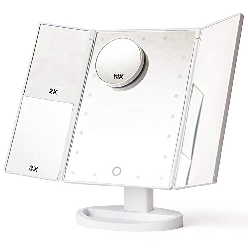 Makeup Mirror With Lights And, Battery Makeup Mirror