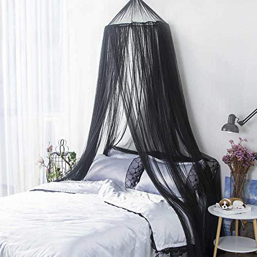 Aifusi Mosquito Net For Bed King, Queen Size Bed Hanging Canopy