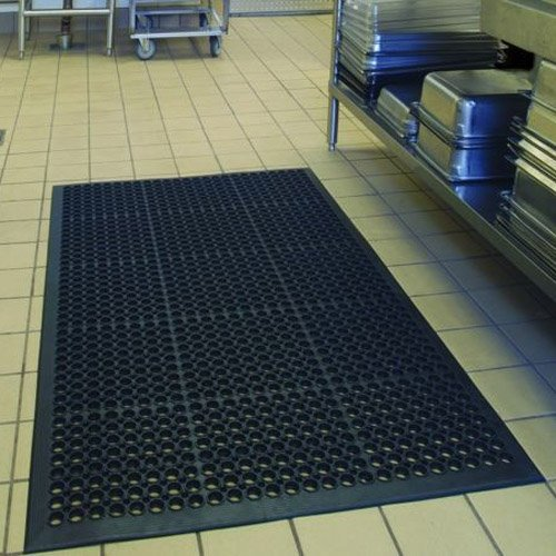 Wizgree Rubber Floor Mats For, Is Rubber Flooring Good For Bathrooms