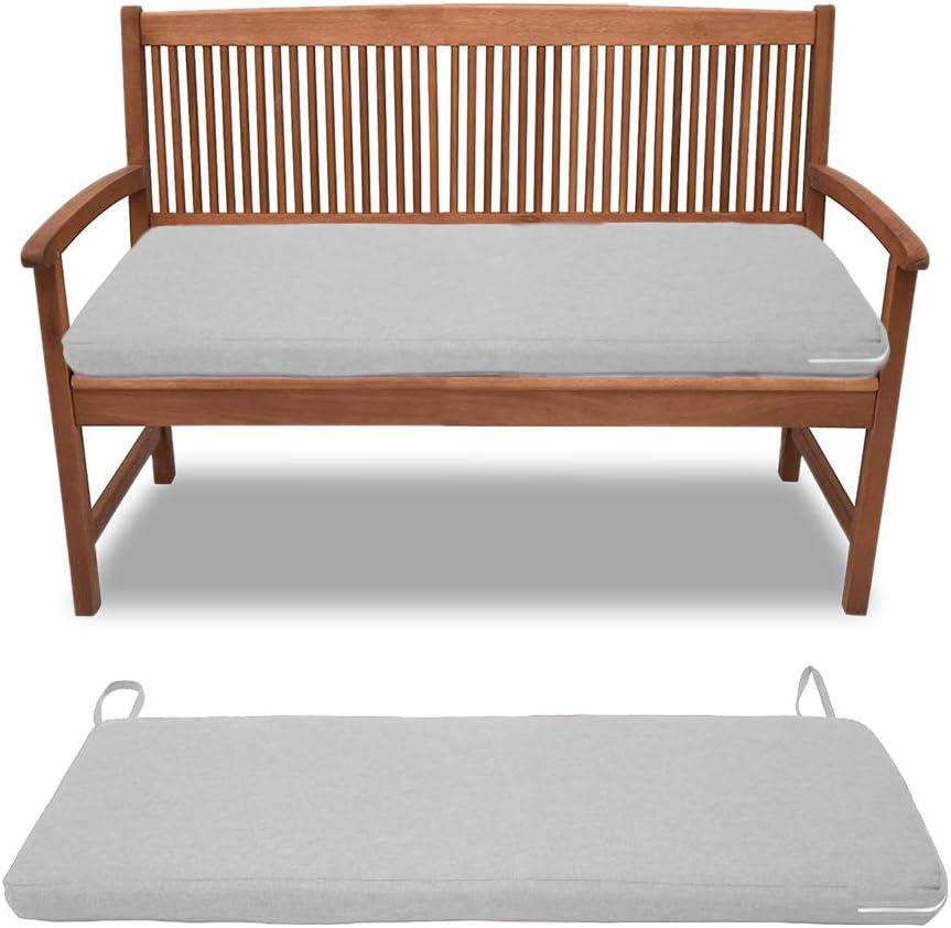 Garden Bench Cushion 150cm X 42cm, Waterproof Garden Bench Pads Uk