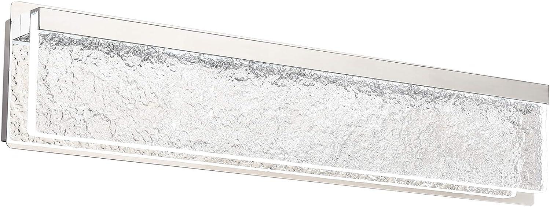Hystun Bathroom Vanity Light, Modern Bathroom Light Fixtures