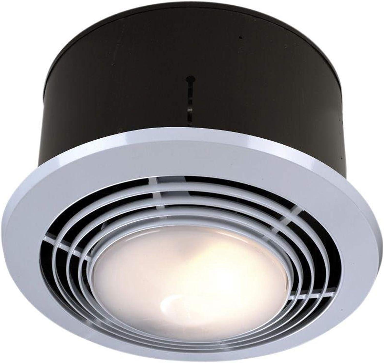 Broan Nutone 9093wh Exhaust Fan Heater, Bathroom Exhaust Fan Heater Combination