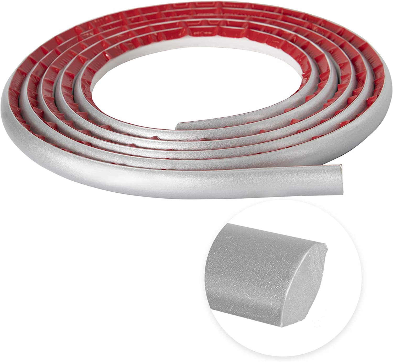 Flexible Quarter Round Molding Self, How To Cut Quarter Round Corners For Ceiling