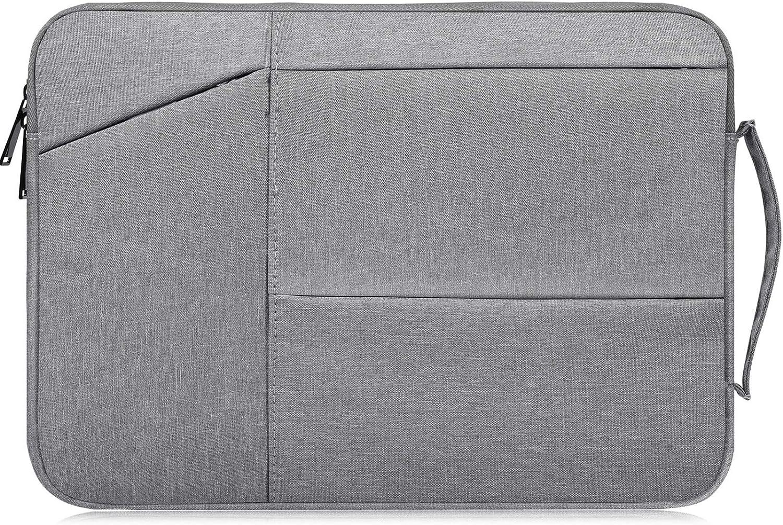 Buy 15.6 Inch Laptop Briefcase Bag fit Acer Predator Helios 300,Acer  Chromebook 15,Acer Aspire E 15,Lenovo Yoga 720/730 15.6,ASUS VivoBook  F510UA,HP,Dell Inspiron, 15.6 Waterproof Laptop Sleeve Case,Gray Online in  Turkey. B07FKRT86Y