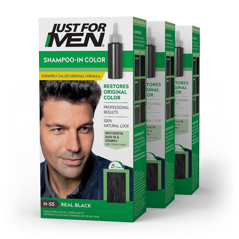 Should a man dye his grey hair