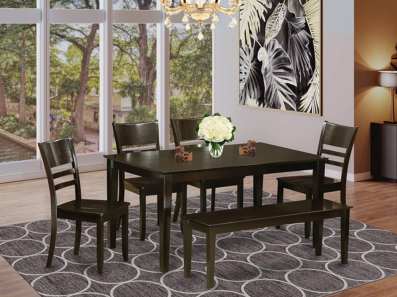Wooden Dining Chairs Seat, Kitchen And Dining Room Tables