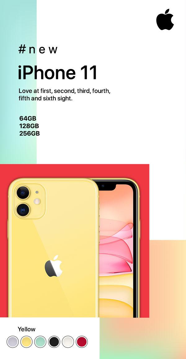 iphone 11 in türkis